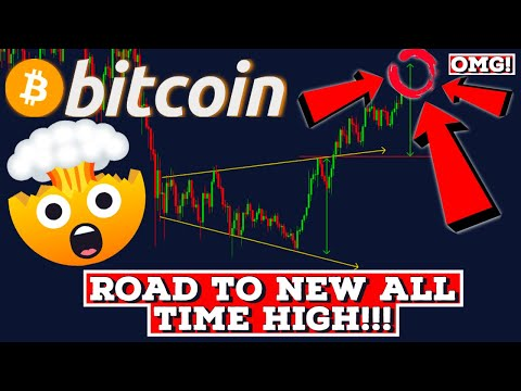 OMG!!!!! FINAL BITCOIN RETEST BEFORE THIS PARABOLIC MOVE!!!!!!!!!!!!