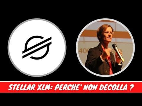 Stellar (XLM)   Perchè non decolla come ADA o SOL   Litemint & Ukraine Digital Agenda