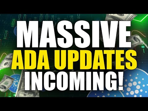 HOW CARDANO ADA CAN HIT $50! – Cardano ADA News & Price Predictions (BUY BEFORE THIS)
