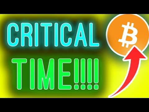 IF BITCOIN DOES THIS… I'M SELLING EVERYTHING!!!!!!!!!!!!!!!!!!!! – BTC Price Prediction Analysis