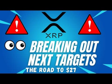 BREAKING OUT NEXT TARGETS!  – RIPPLE XRP PRICE PREDICTION! – RIPPLE XRP 2021 – RIPPLE ANALYSIS