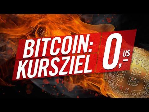 "Wallstreet-Legende: ""Bitcoin geht auf 0 – kauft Gold"""