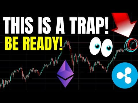Ripple XRP & INVESTORS STILL BEING FOOLED! DO NOT FALL FOR THIS TRAP!