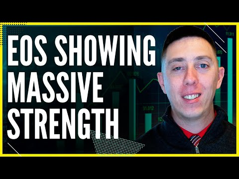 EOS Is Showing Massive Strength and Ready for Breakout! EOS Price Prediction 2021