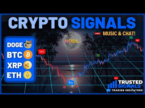 LIVE SIGNALS 📈 BTC Bitcoin XRP Ripple  ETH Etherum DOGE Dogecoin 24/7 ( TRUSTED SIGNALS INDICATOR )