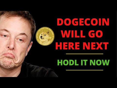 EVERY DOGECOIN HOLDER NEEDS TO WATCH THIS! HUGE PRICE PREDICTION! | DOGECOIN NEWS