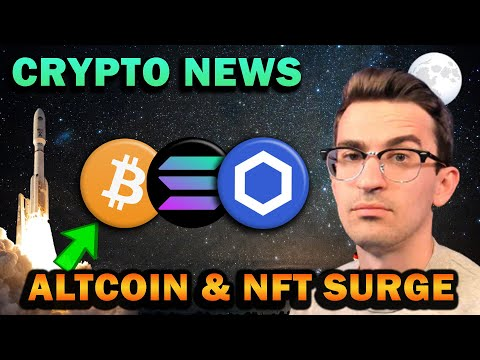 CRYPTO NEWS – El Salvador BTC, Altcoin Surge, NFT Adoption