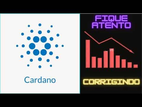 Ada Cardano hoje 07/09- não consegue romper resistencia e cai Analise hoje ADA, Bitcoin (BTC)