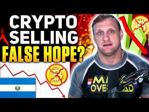 Crypto Crashes After El Salvador Adopts Bitcoin