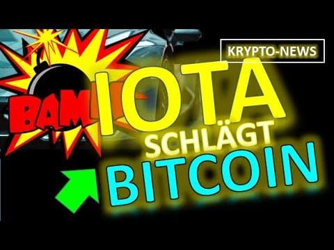 IOTA kämpft | Bitcoin stürzt weiter ab | Krypto News
