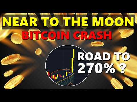NEAR TO THE MOON 🤑 BITCOIN CRASH 😈 : la chute des crypto-monnaies est-elle bientôt terminée ?