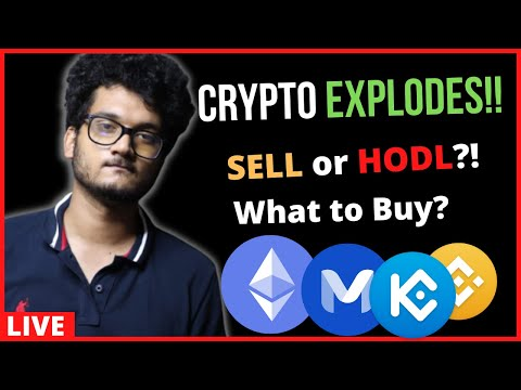 WHY CRYPTO MARKET DUMPING BITCOIN Crash UPDATE  | SELL OR HOLD | Wazirx Coindcx Crash not working