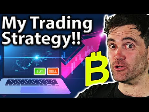 My Crypto Trading Strategy REVEALED!! Top TIPS! ?