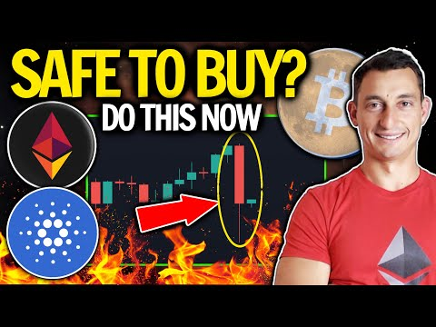 IS THE CRYPTO CRASH OVER? Safe to Buy Altcoins Now? What Caused the Bitcoin FLASH CRASH?