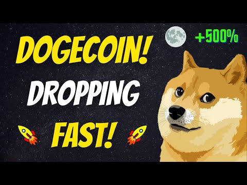 🔥 NEW DOGECOIN UPDATE! DOGECOIN DROPPING FAST! *THE TRUTH*