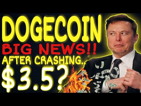 DOGECOIN NEWS: WHALES ARE COMING AGAIN.. DOGE SET TO EXPLODE   DOGECOIN NEWS TODAY