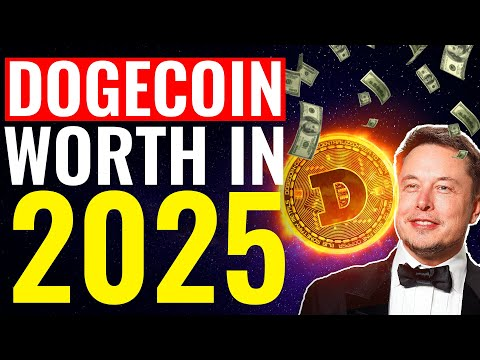 This Is How Much 1000 Dogecoin Tokens Will Be Worth In 2025 | Insane Result