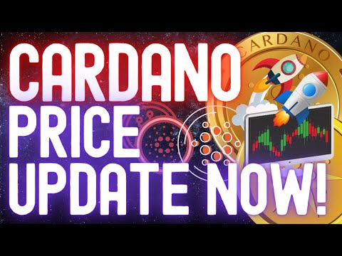 Cardano ADA Price News Today – Technical Analysis Update and Price Now! Daily Update!