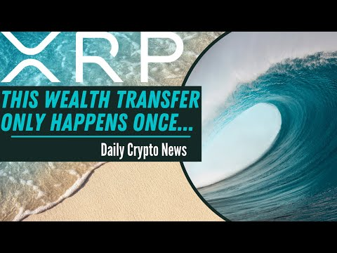 XRP LARGEST  WEALTH TRANSFER?Ripple/XRP Price THIS ONLY HAPPENS ONCE ? WATCH ALL