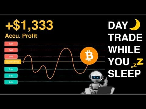 Day Trading Crypto for Beginners Using Trading Bots 2021