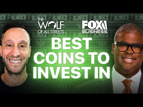 CRYPTO FLASH CRASH & BEST COINS TO INVEST IN | FOX BUSINESS