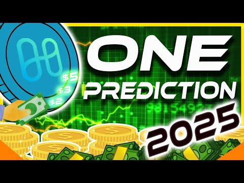 What Will Harmony ONE Be Worth In 2025? Harmony One Price Prediction 2025 | Harmony One News Today