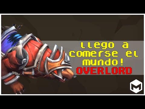 Overlord | Juego muy solido con ROI de 6 dias! | [LORD]