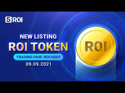 Roi Coin Launch 🔥 Coin Price ₹ 1 🔥 Update Video